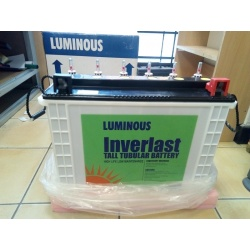 Luminous 220ah Tubular Battery